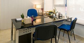 Alquiler de oficinas y despachos