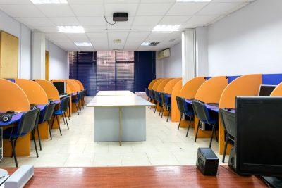 Alquiler de aulas en Puerta Blanca, Málaga