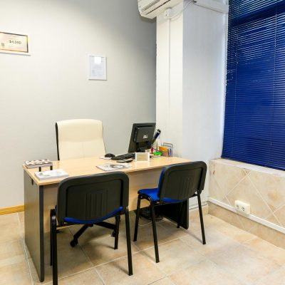 alquiler oficina en Málaga