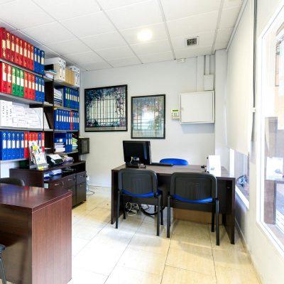 Información oficinas alquiler en Málaga