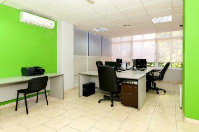 Centro de coworking en Málaga