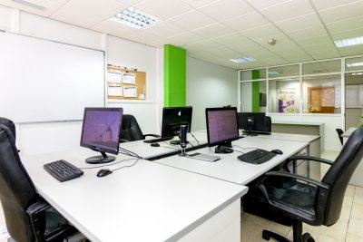 Oficinas de centro de negocios en Málaga